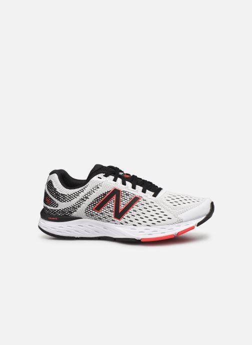 Chaussures de sport New Balance M680 Blanc vue derrière