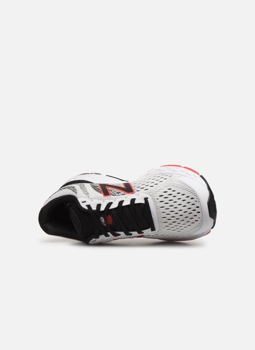 Zapatillas de deporte New Balance M680 Blanco vista lateral izquierda