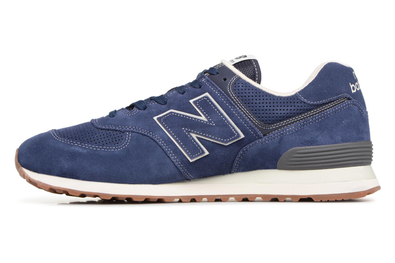 Chaussures de sport New Balance M680 Gris vue face