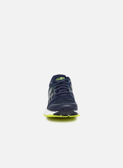 Sportssko New Balance W680 Blå se skoene på