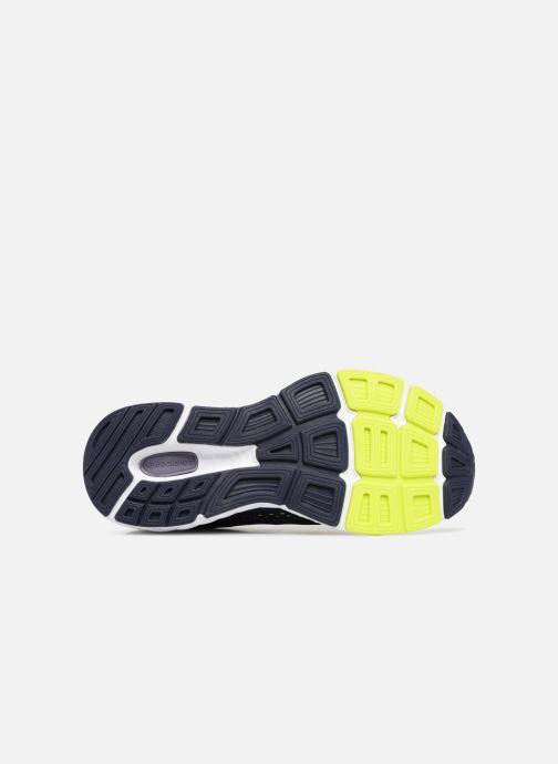 sale retailer 27781 63cb9 Chaussures de sport New Balance W680 Bleu vue haut