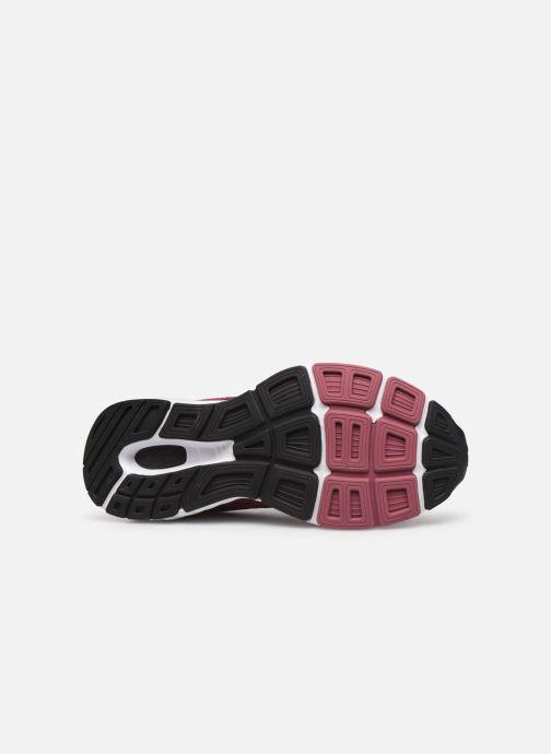 Chaussures de sport New Balance W680 Rose vue haut