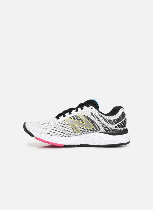Chaussures de sport New Balance W680 Blanc vue face