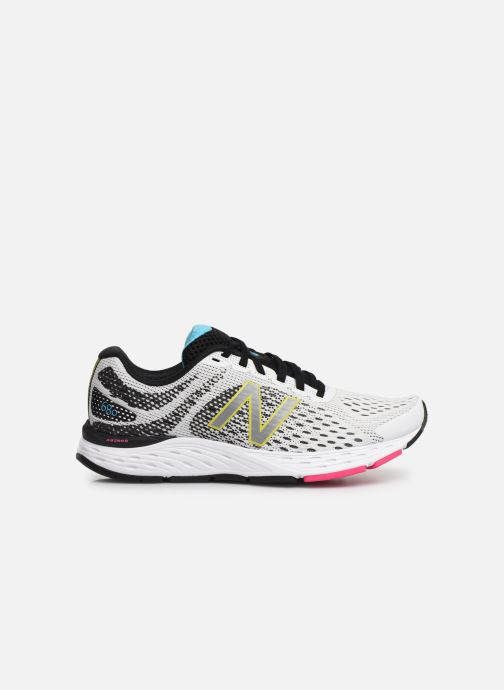 Chaussures de sport New Balance W680 Blanc vue derrière