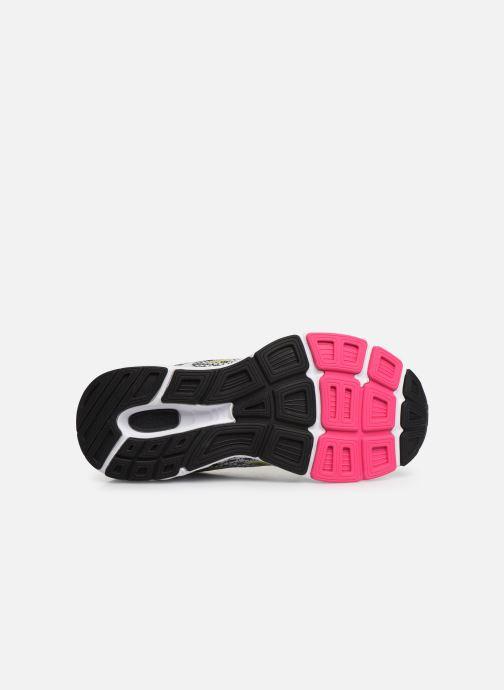 Chaussures de sport New Balance W680 Blanc vue haut