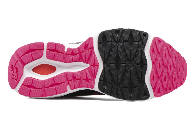 Scarpe sportive New Balance W680 Grigio immagine dall'alto