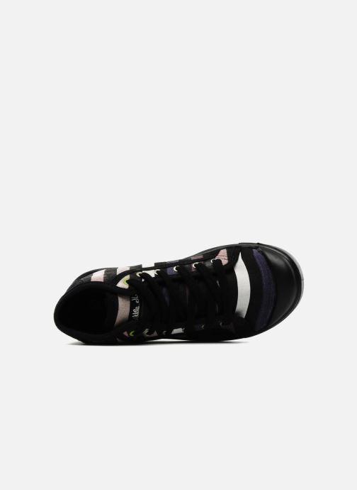 Sneaker Little Marcel Benikup Print mehrfarbig ansicht von links