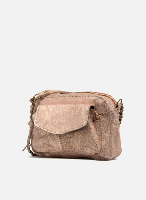 Crossover Pieces Naina Pale Blush Leather ROqpOwYT