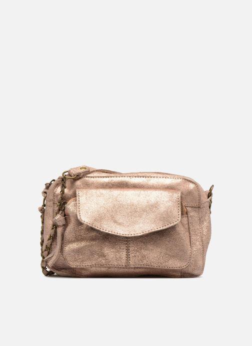 Borse Pieces Naina Leather Crossover Rosa vedi dettaglio/paio