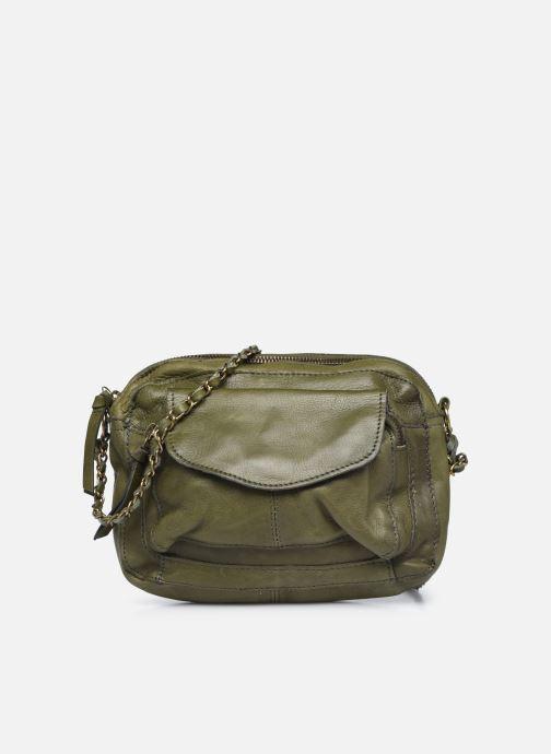 Sacs à main Pieces Naina Leather Crossover Vert vue détail/paire