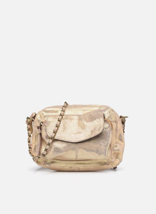 Sacs à main Pieces Naina Leather Crossover Argent vue détail/paire