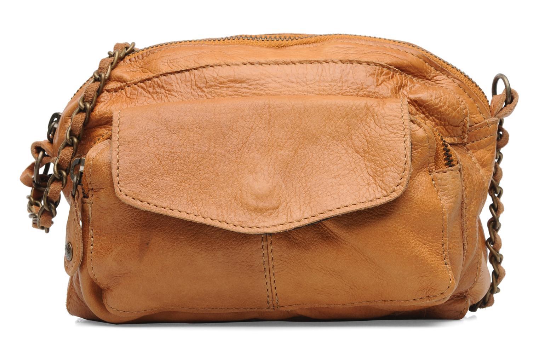 Sacs à main Pieces Naina Leather Crossover Marron vue détail/paire