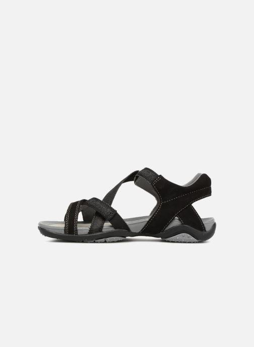 Sandalen Superfit Nancy Zwart voorkant