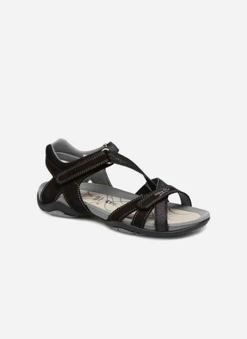 Sandales et nu-pieds Superfit Nancy Noir vue détail/paire