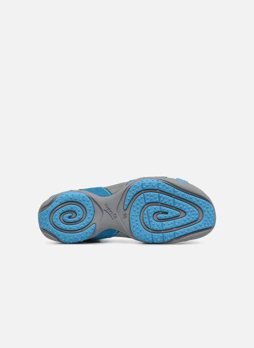 Superfit Nancy (Bleu) Sandales et nu pieds chez Sarenza