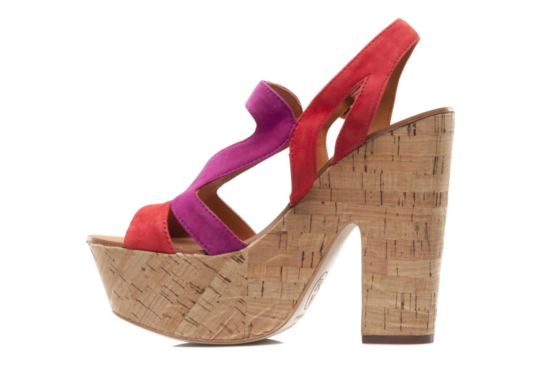Sandales et nu-pieds Ash Hysteria Sandale Rose vue face