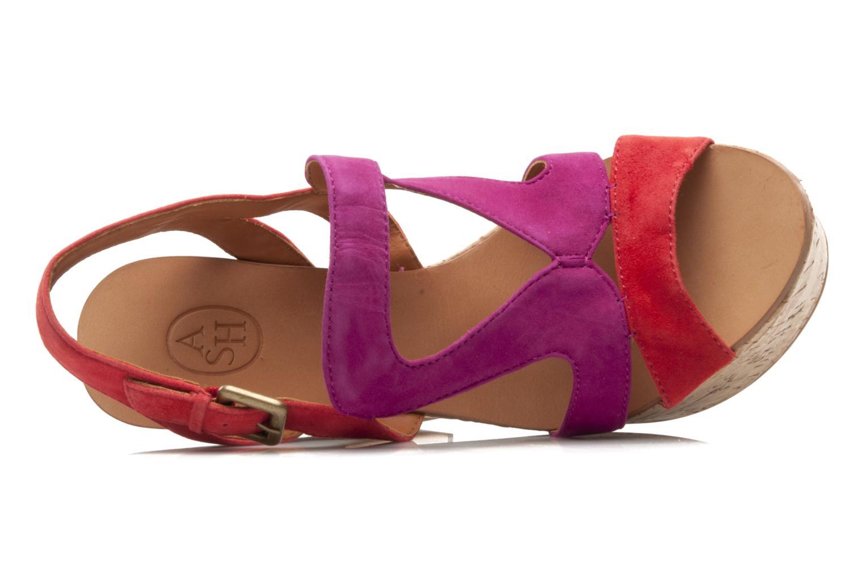 Sandales et nu-pieds Ash Hysteria Sandale Rose vue gauche