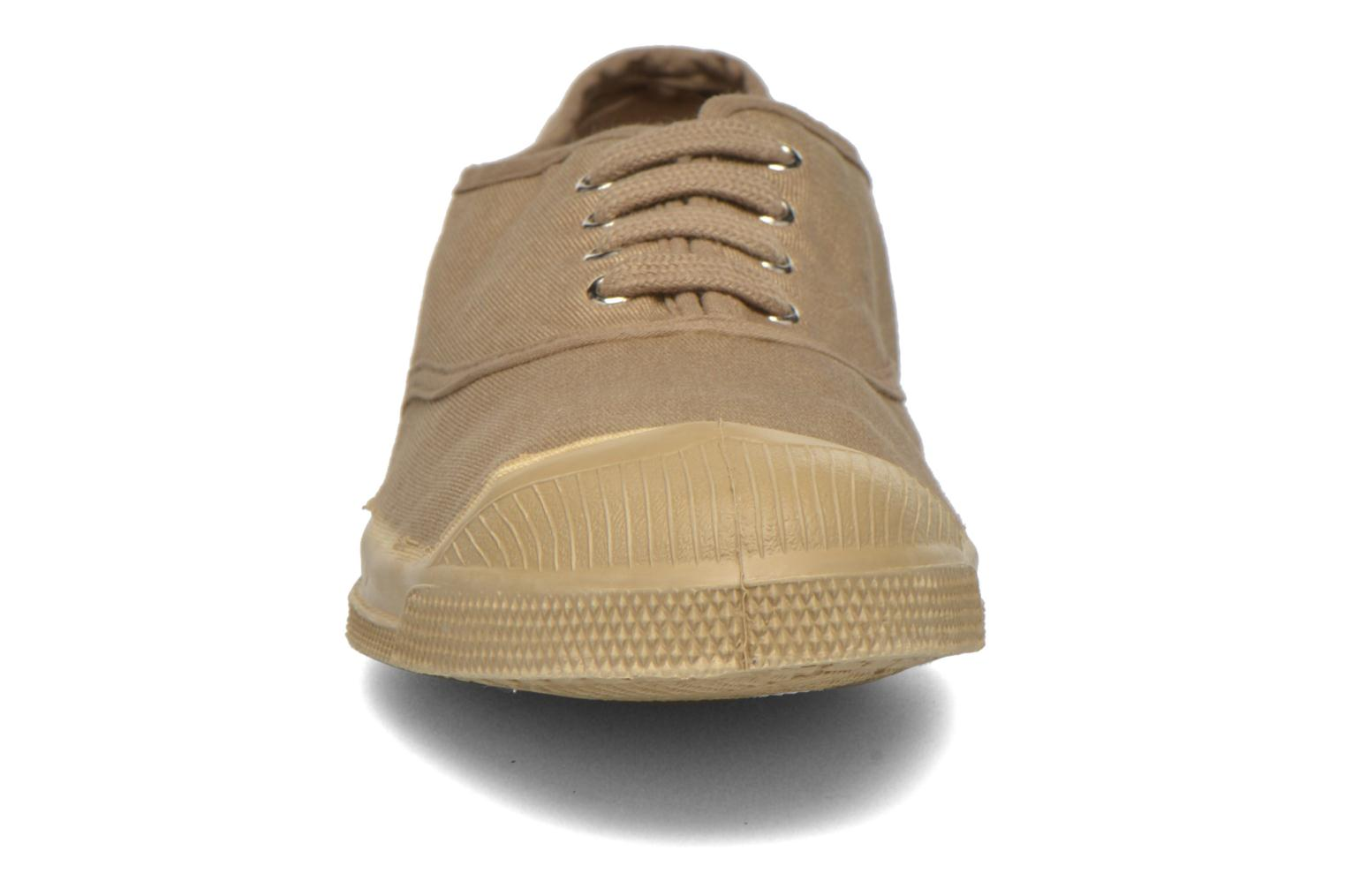 Trainers Bensimon Tennis Colorsole Beige model view