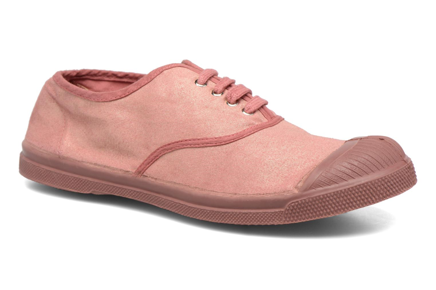 Bensimon Tennis Colorsole (Rose) - Baskets en Más cómodo Dédouanement saisonnier