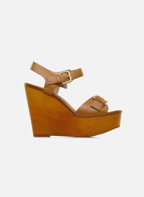 Sandales et nu-pieds Mellow Yellow Lupper Marron vue derrière