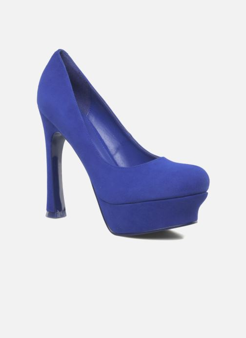 High heels Kelsi Dagger Abrielle Blue detailed view/ Pair view