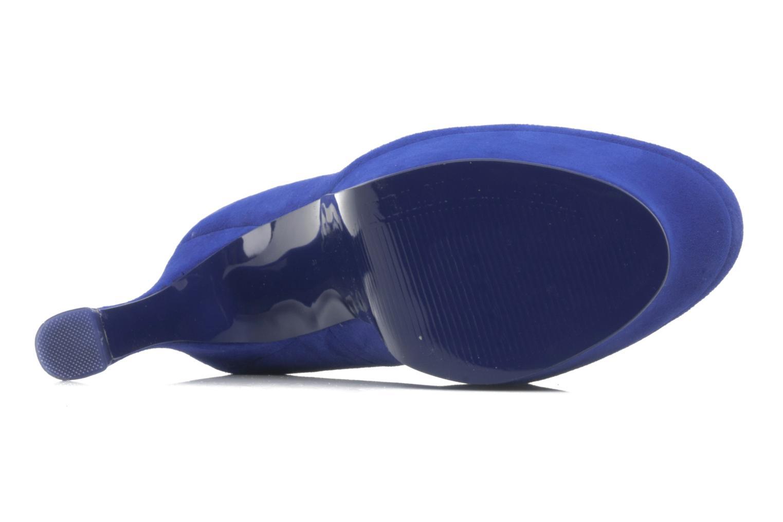 Escarpins Kelsi Dagger Abrielle Bleu vue haut