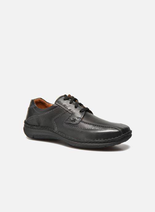 Josef Seibel Anvers 08 (Noir) - Chaussures à lacets chez Sarenza ... 8e58027d2210