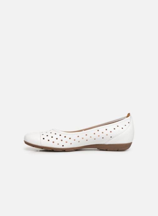 Ballerina's Gabor Stéphanie Wit voorkant