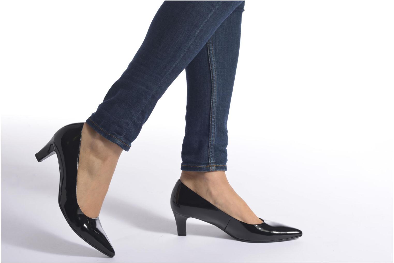 Zapatos de tacón Gabor Emilie Negro vista de abajo