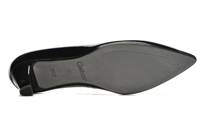 Zapatos de tacón Gabor Emilie Negro vista de arriba