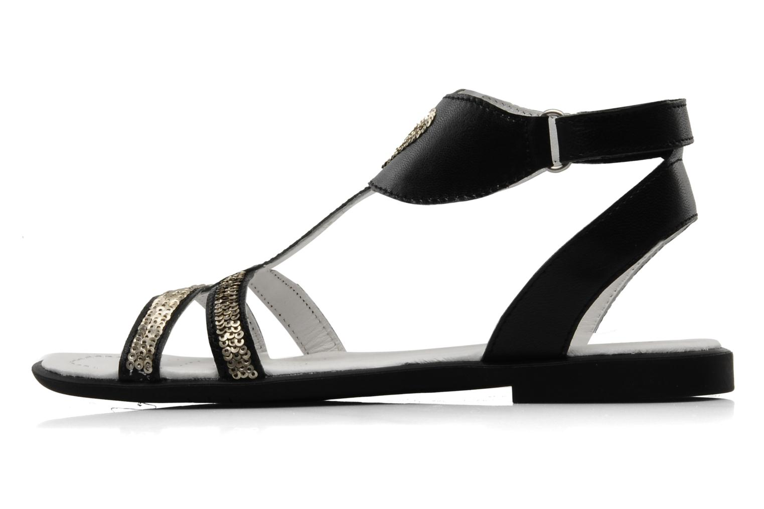 Sandals Primigi Soledad Black front view