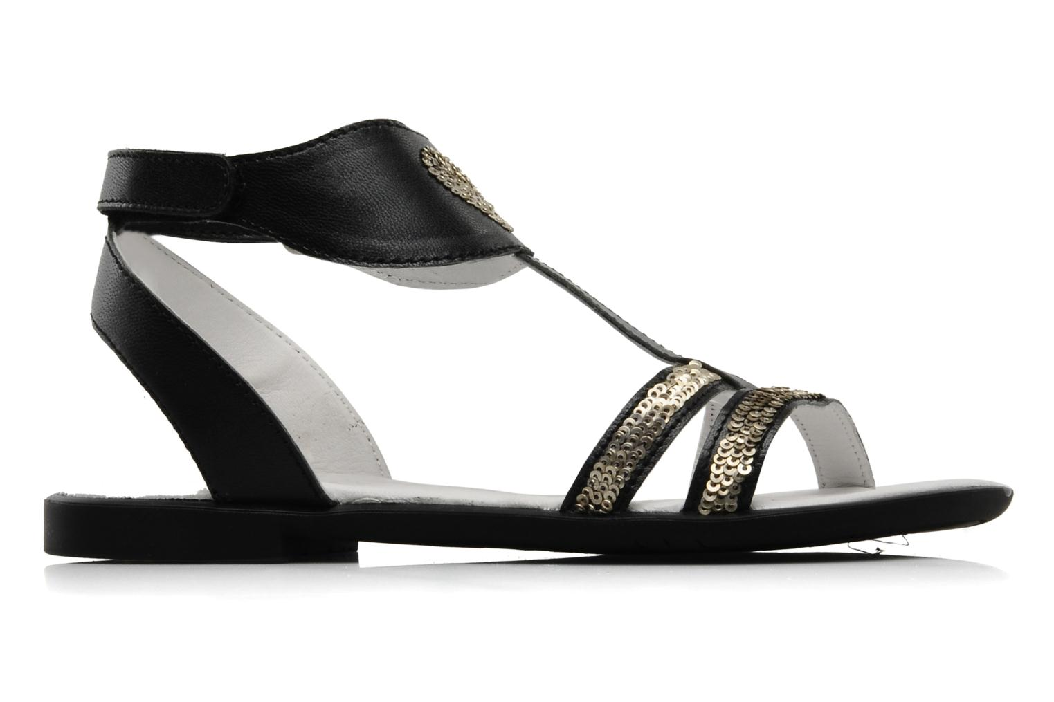 Sandals Primigi Soledad Black back view