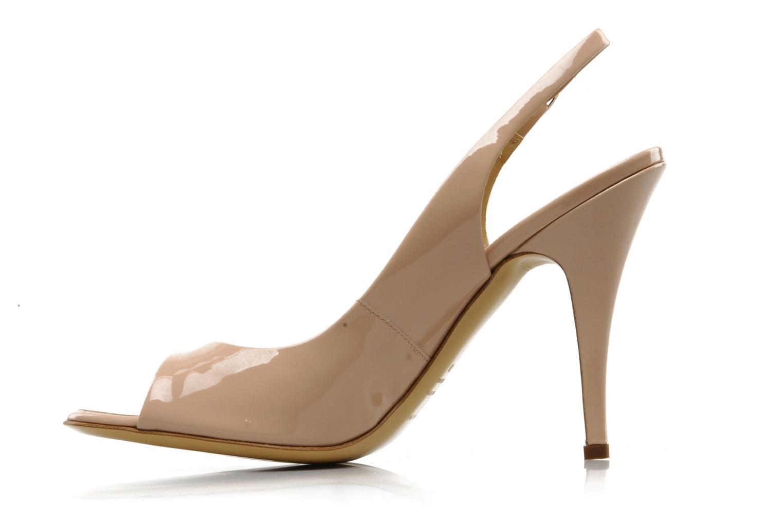 Sandales et nu-pieds Vicini Vrille Rose vue face