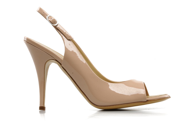 Sandales et nu-pieds Vicini Vrille Rose vue derrière