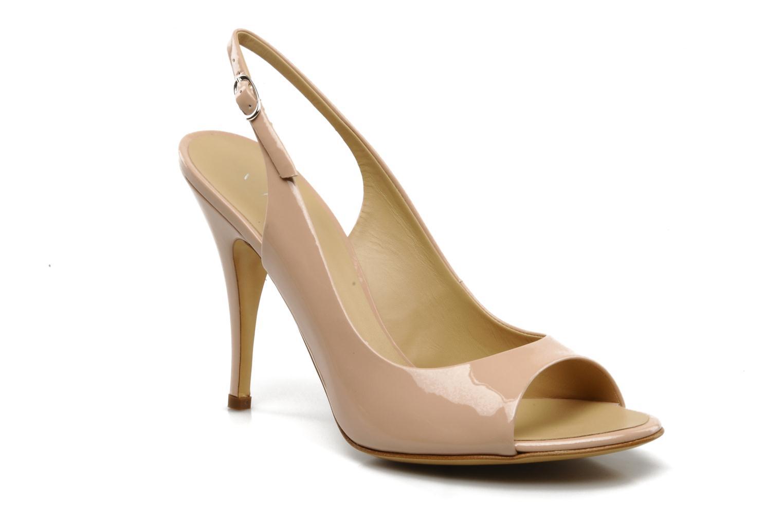 Sandales et nu-pieds Vicini Vrille Rose vue détail/paire