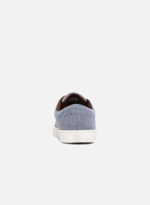 Chaussures de sport Element Topaz C3 Bleu vue droite