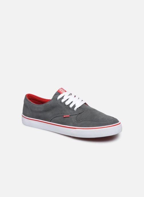 Chaussures de sport Element Topaz C3 Rouge vue détail/paire