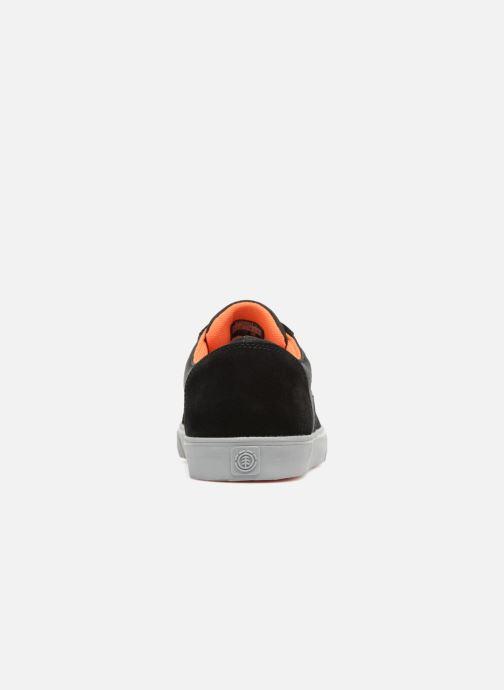 Zapatillas de deporte Element Topaz C3 Negro vista lateral derecha