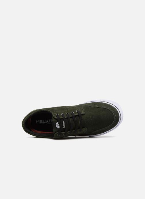 Chaussures de sport Element Topaz C3 Vert vue gauche