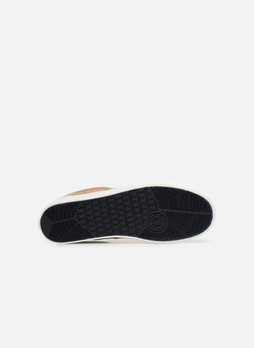 Zapatillas de deporte Element Topaz C3 Marrón vista de arriba