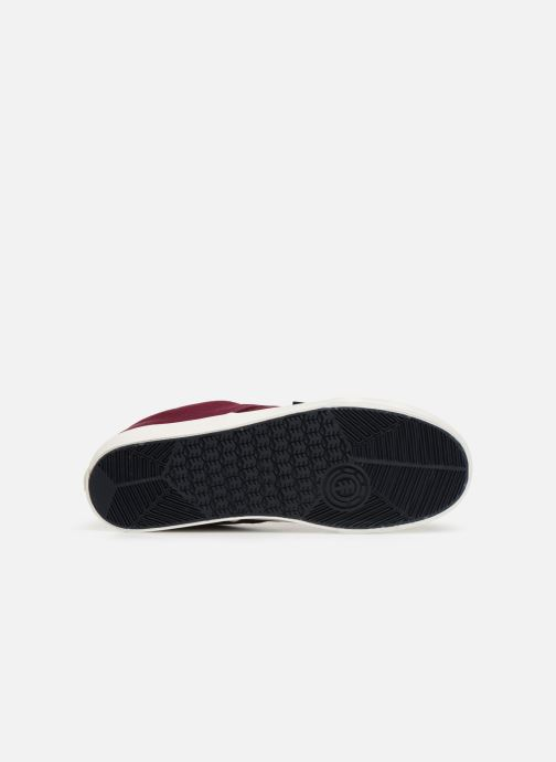 Sport shoes Element Topaz C3 Burgundy view from above