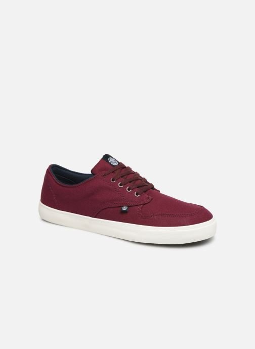 Sport shoes Element Topaz C3 Burgundy detailed view/ Pair view