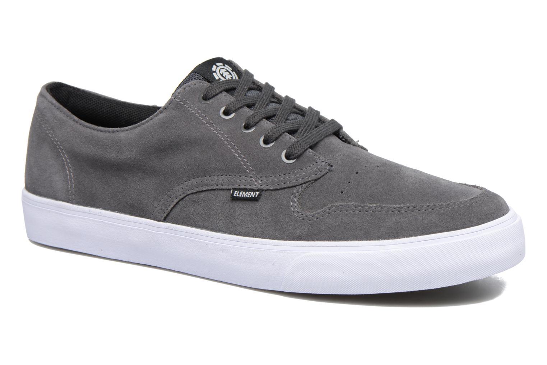 Chaussures de sport Element Topaz C3 Gris vue détail/paire
