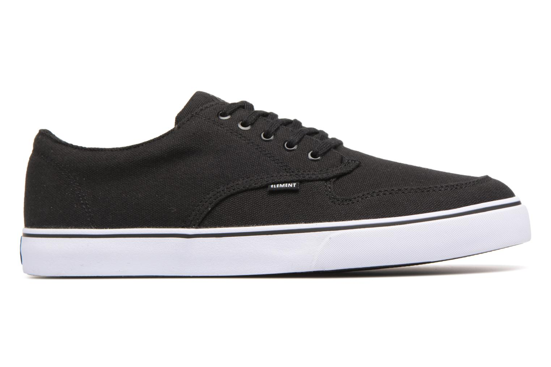 Chaussures de sport Element Topaz C3 Noir vue derrière