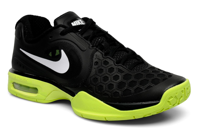 half off 17947 626b3 free shipping sport shoes nike air max courtballistec 4.3 black detailed  view pair view c1d78 3d381