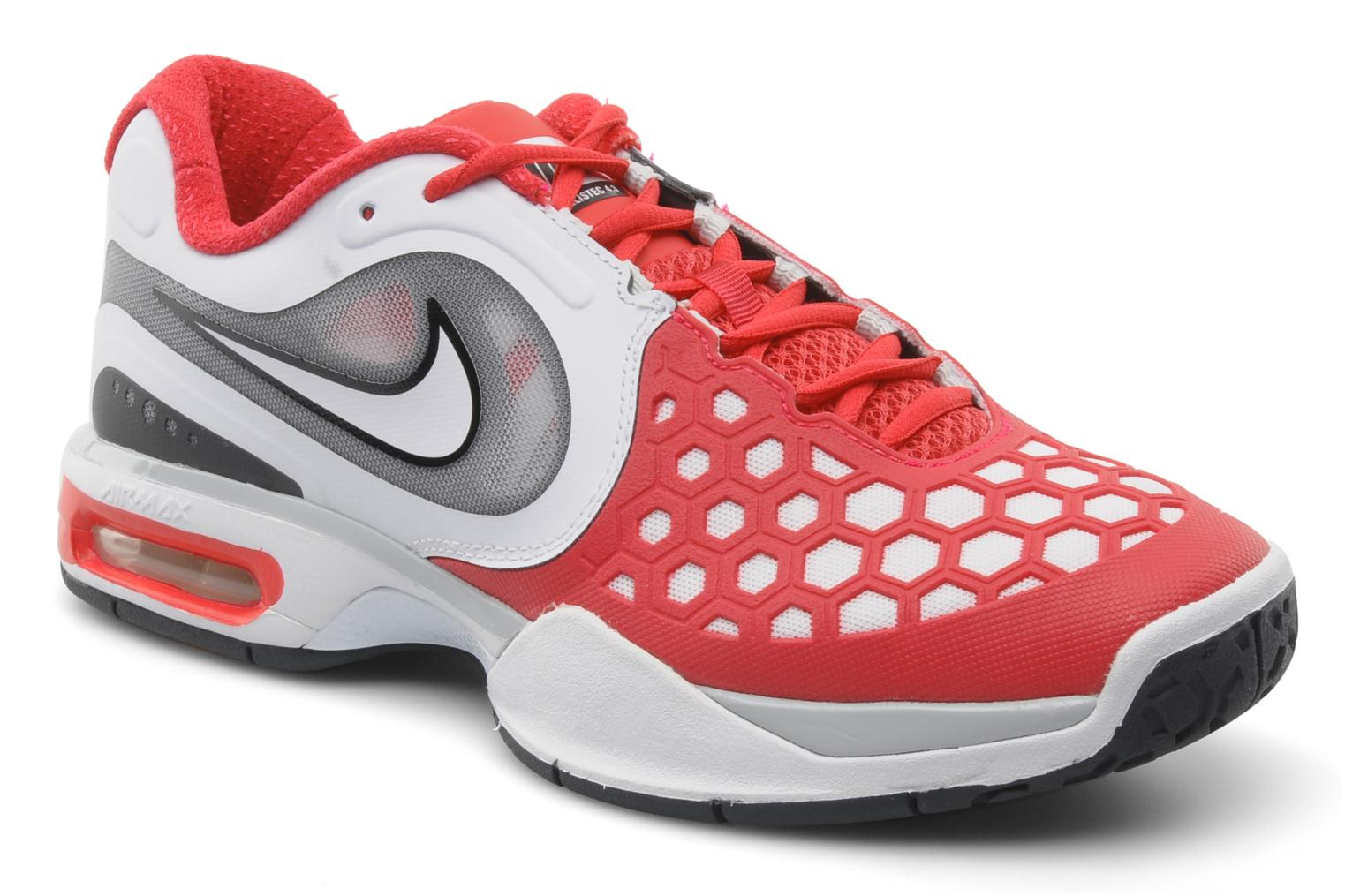 check out 367fe 1733e ... get sport shoes nike air max courtballistec 4.3 red detailed view pair  view 5c315 06495