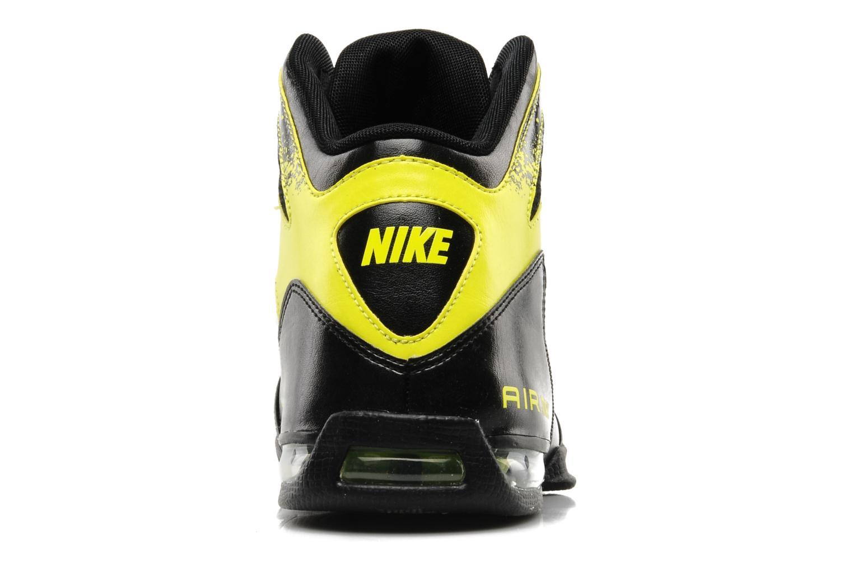 Chaussures de sport Nike Air max full court 2 nt Noir vue droite