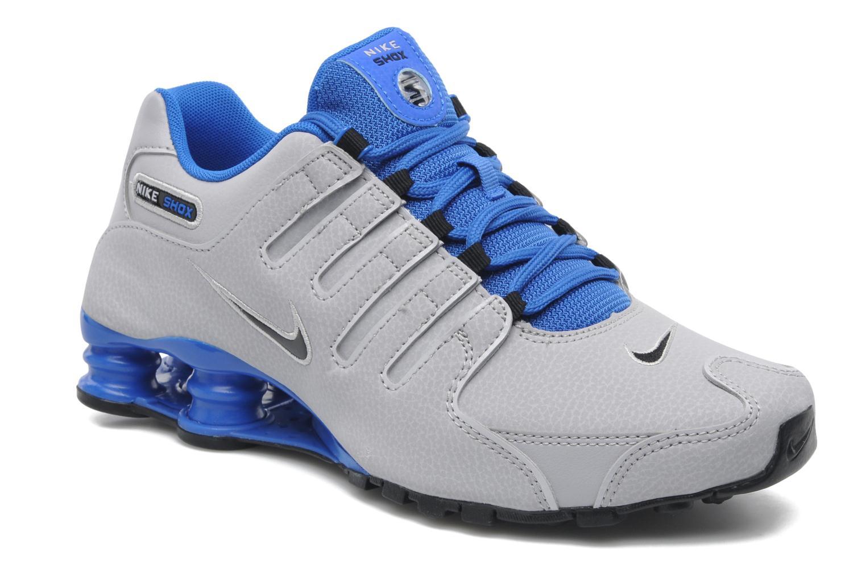 Nike Nike shox nz eu (Gris) Chaussures Chaussures Chaussures de sport chez Sarenza (199024) 2b878e
