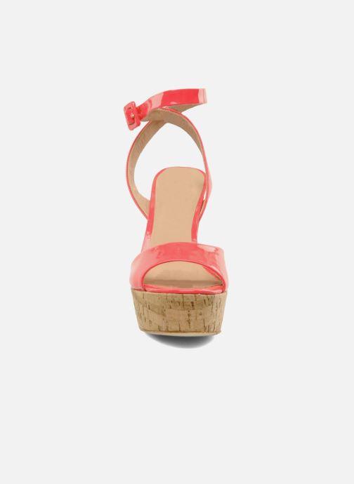 Sandales et nu-pieds Pour La Victoire Nasha Rose vue portées chaussures
