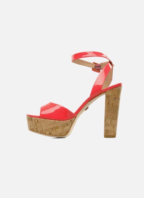 Sandales et nu-pieds Pour La Victoire Nasha Rose vue face
